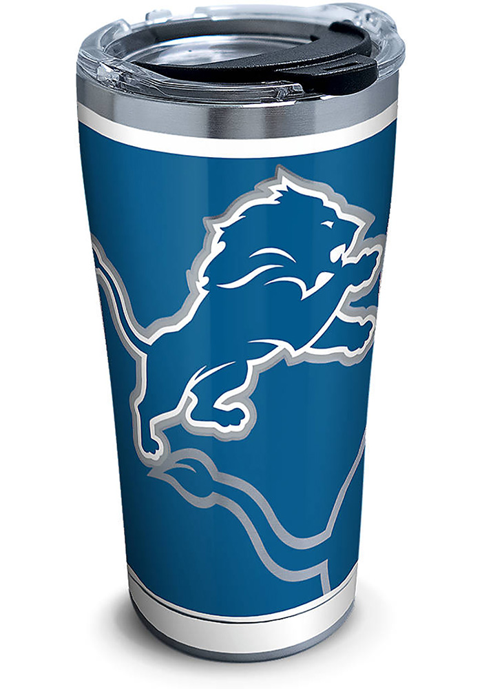 Tervis Tumblers Detroit Lions 20oz Rush Stainless Steel Tumbler - Blue - Image 1