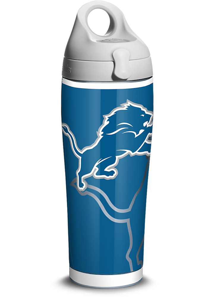 Tervis Tumblers Detroit Lions 24oz Rush Stainless Steel Tumbler - Blue - Image 1