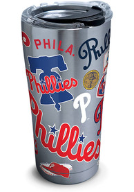 Tervis Tumblers Philadelphia Phillies All-Over 20oz Stainless Steel Tumbler - Silver