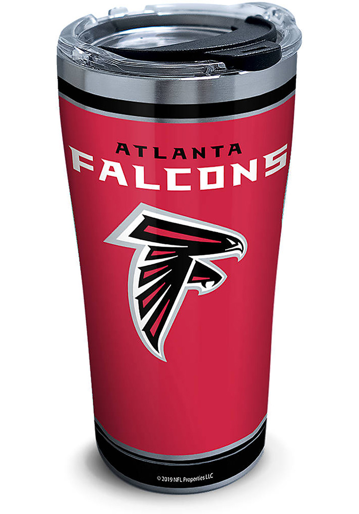 Tervis Tumblers Atlanta Falcons Touchdown 20oz Stainless Steel Tumbler - Red