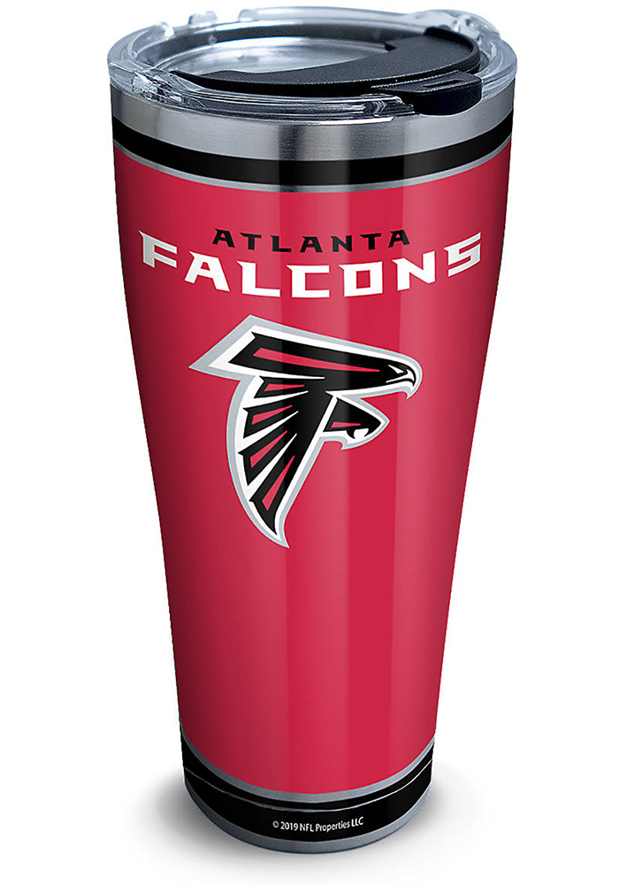 Tervis Tumblers Atlanta Falcons Touchdown 30oz Stainless Steel Tumbler - Red