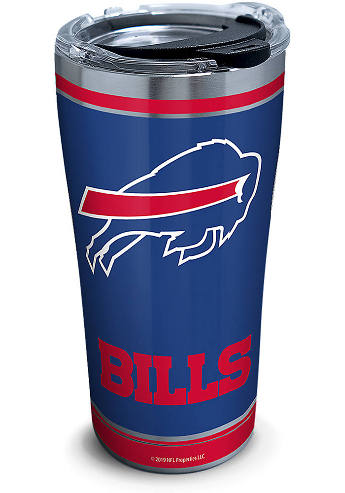 Tervis Tumblers Buffalo Bills Touchdown 20oz Stainless Steel Tumbler - Blue