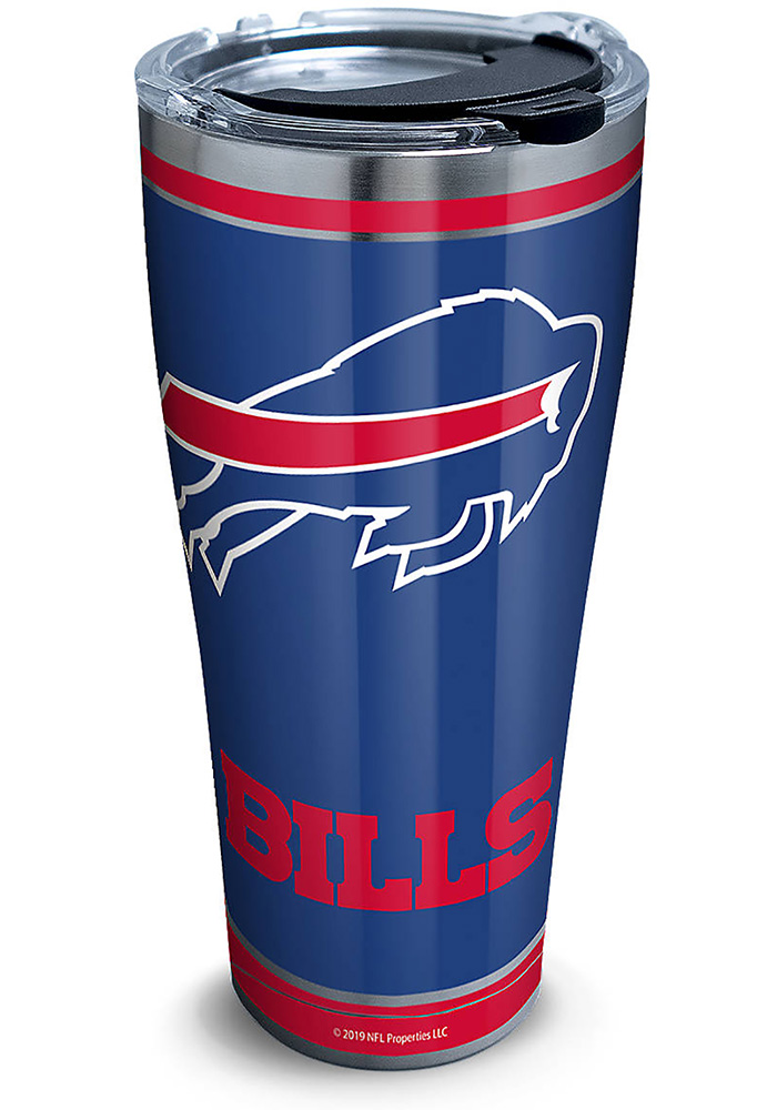 Tervis Tumblers Buffalo Bills Touchdown 30oz Stainless Steel Tumbler - Blue