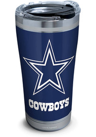Tervis Tumblers Dallas Cowboys Touchdown 20oz Stainless Steel Tumbler - Navy Blue