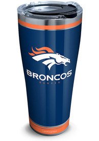 Tervis Tumblers Denver Broncos Touchdown 30oz Stainless Steel Tumbler - Navy Blue