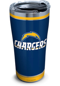 Tervis Tumblers Los Angeles Chargers Touchdown 20oz Stainless Steel Tumbler - Navy Blue