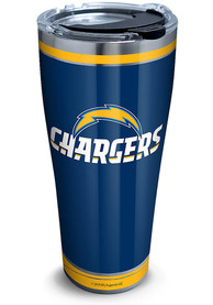 Tervis Tumblers Los Angeles Chargers Touchdown 30oz Stainless Steel Tumbler - Navy Blue