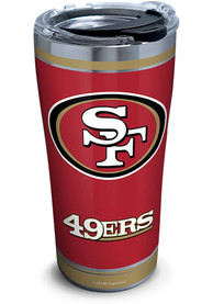 Tervis Tumblers San Francisco 49ers Touchdown 20oz Stainless Steel Tumbler - Red