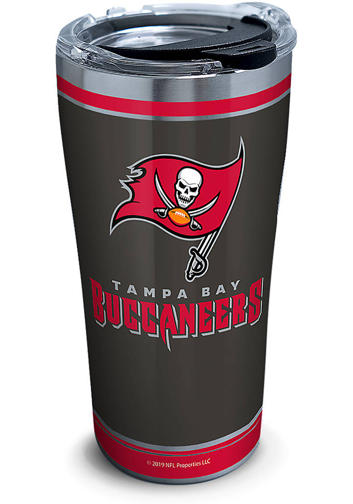 Tervis Tumblers Tampa Bay Buccaneers Touchdown 20oz Stainless Steel Tumbler - Red