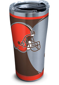 Tervis Tumblers Cleveland Browns Rush 20oz Stainless Steel Tumbler - Orange