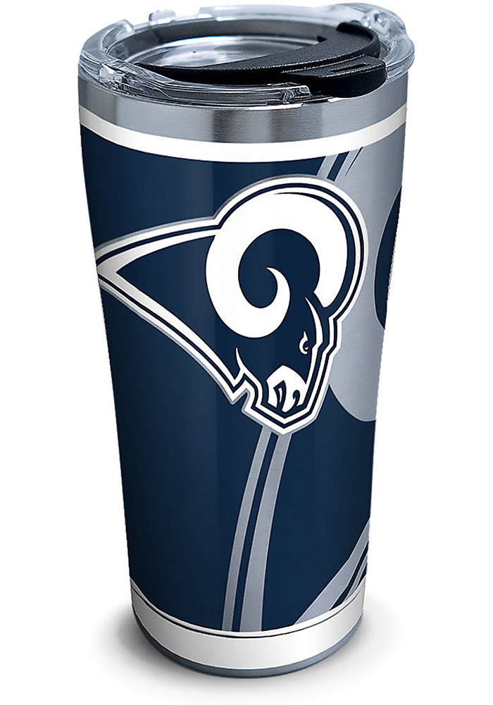 Tervis Tumblers Los Angeles Rams Rush 20oz Stainless Steel Tumbler - Blue - Image 1