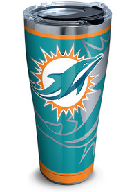 Tervis Tumblers Miami Dolphins Rush 30oz Stainless Steel Tumbler - Teal