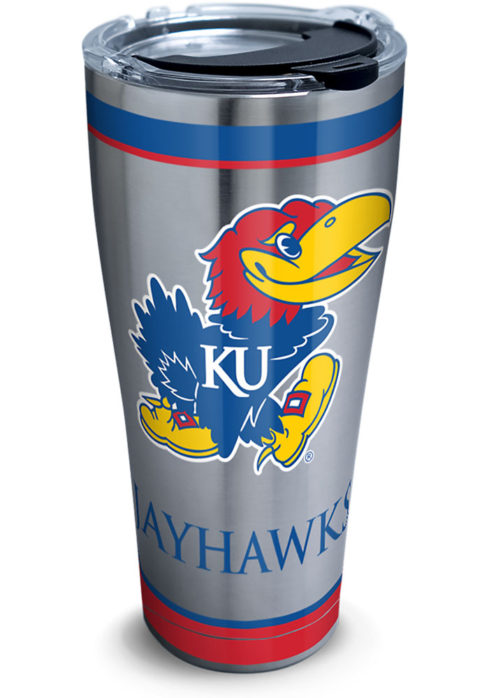 Tervis Tumblers Kansas Jayhawks 30oz Tradition Stainless Steel Tumbler - Blue