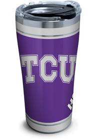 Tervis Tumblers TCU Horned Frogs 20oz Campus Stainless Steel Tumbler - Purple