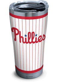 Tervis Tumblers Philadelphia Phillies 20oz Pinstripes Stainless Steel Tumbler - Red
