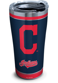 Tervis Tumblers Cleveland Indians 20oz Homerun Stainless Steel Tumbler - Navy Blue