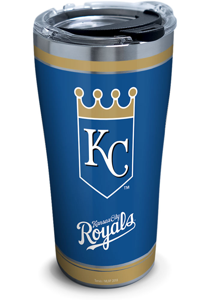 Tervis Tumblers Kansas City Royals 20oz Homerun Stainless Steel Tumbler - Blue