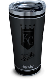 Tervis Tumblers Kansas City Royals 20oz Blackout Stainless Steel Tumbler - Black