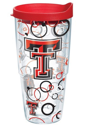 Texas Tech Red Raiders 24oz Bubble Wrap Tumbler