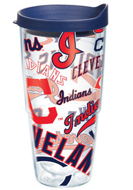 Cleveland Indians All Over Tumbler
