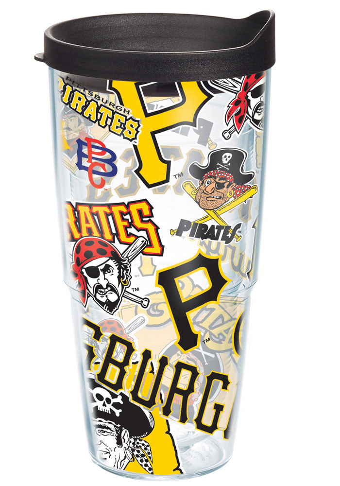 Pittsburgh Pirates All Over Tumbler - Image 1