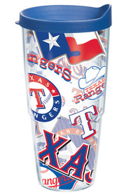 Texas Rangers All Over Tumbler