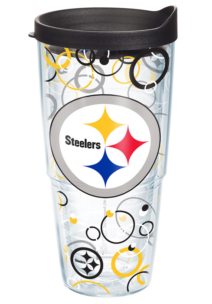 Pittsburgh Steelers Bubble Wrap Tumbler - Image 1