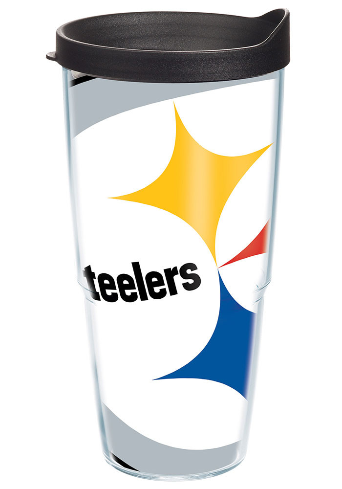 Pittsburgh Steelers Colossal Wrap Tumbler - Image 1
