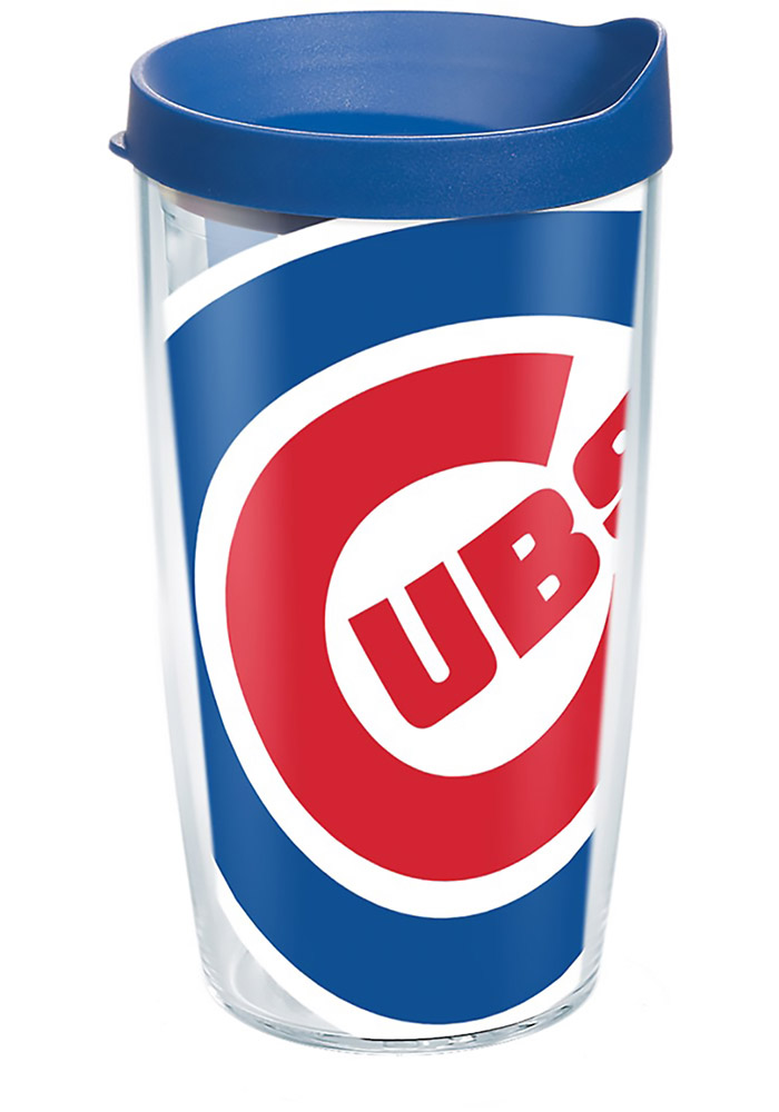 Chicago Cubs Colossal Wrap Tumbler - Image 1