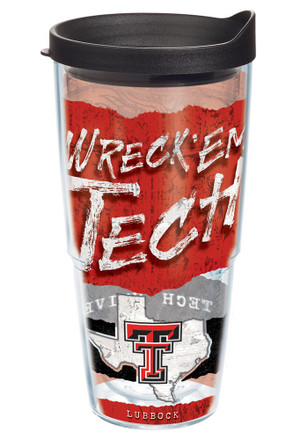 Texas Tech Red Raiders Statement Tumbler