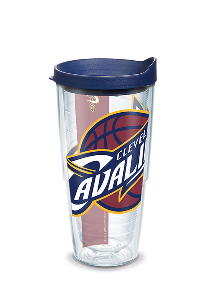 Cleveland Cavaliers Colossal Wrap Tumbler - Image 1