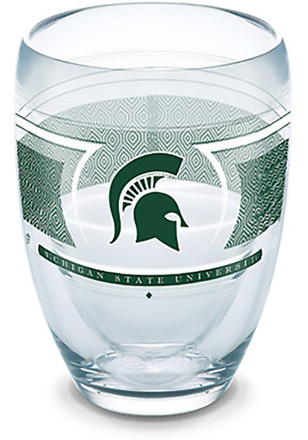 Michigan State Spartans Reserve Wrap Stemless Wine Glass