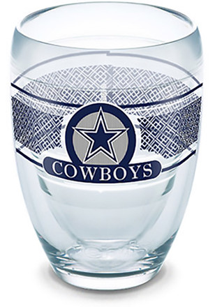 Dallas Cowboys Reserve Wrap Stemless Wine Glass