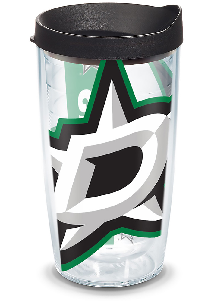 Dallas Stars 16oz Colossal Wrap Tumbler - Image 1