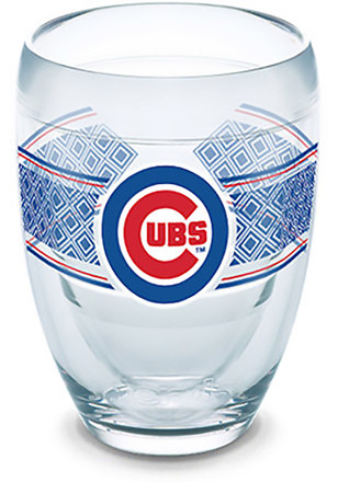 Chicago Cubs Reserve Wrap Stemless Wine Glass
