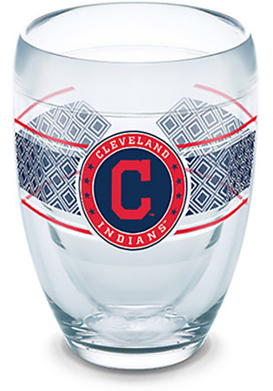 Cleveland Indians Reserve Wrap Stemless Wine Glass