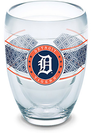 Detroit Tigers Reserve Wrap Stemless Wine Glass