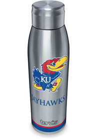 Tervis Tumblers Kansas Jayhawks Tradition 17oz Stainless Steel Tumbler - Silver