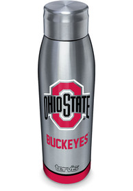 Tervis Tumblers Ohio State Buckeyes Tradition 17oz Stainless Steel Tumbler - Silver