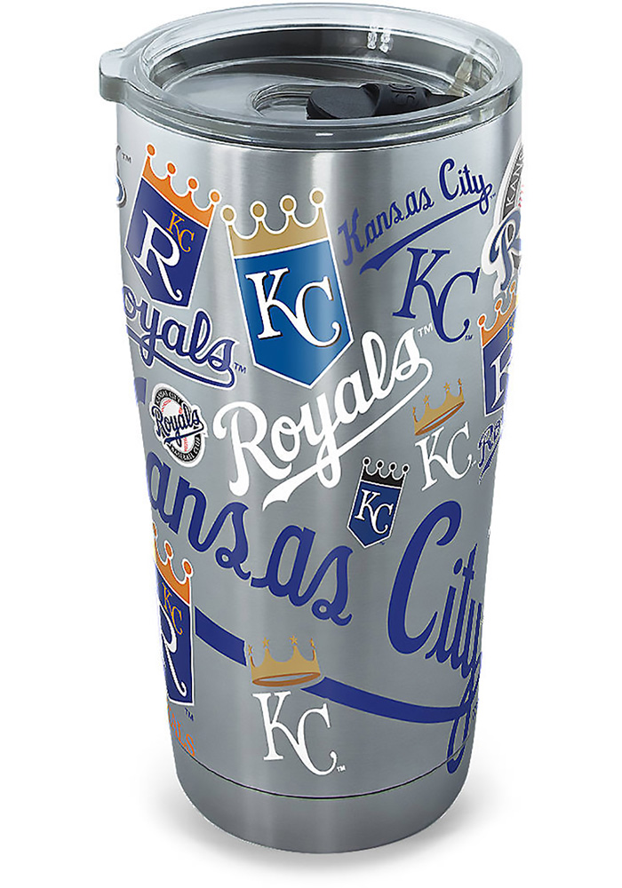 Tervis Tumblers Kansas City Royals 20oz Stainless Steel Tumbler - Grey - Image 1