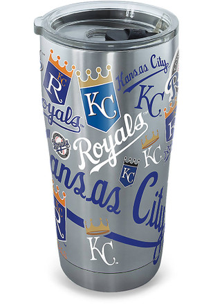 Kansas City Royals 20oz Stainless Steel Tumbler