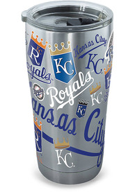 Tervis Tumblers Kansas City Royals 20oz Stainless Steel Tumbler - Grey