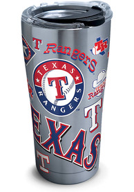 Tervis Tumblers Texas Rangers 20oz Stainless Steel Tumbler - Grey