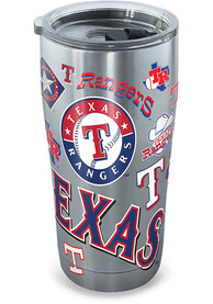 Tervis Tumblers Texas Rangers 30oz Stainless Steel Tumbler - Grey
