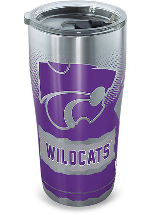K-State Wildcats 20oz Stainless Steel Tumbler