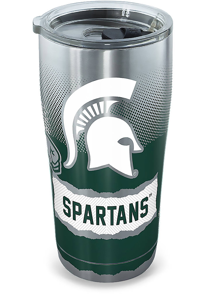 Tervis Tumblers Michigan State Spartans 20oz Stainless Steel Tumbler - Grey - Image 1