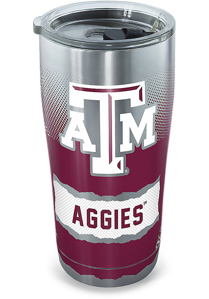 Tervis Tumblers Texas A&M Aggies 20oz Stainless Steel Tumbler - Grey - Image 1