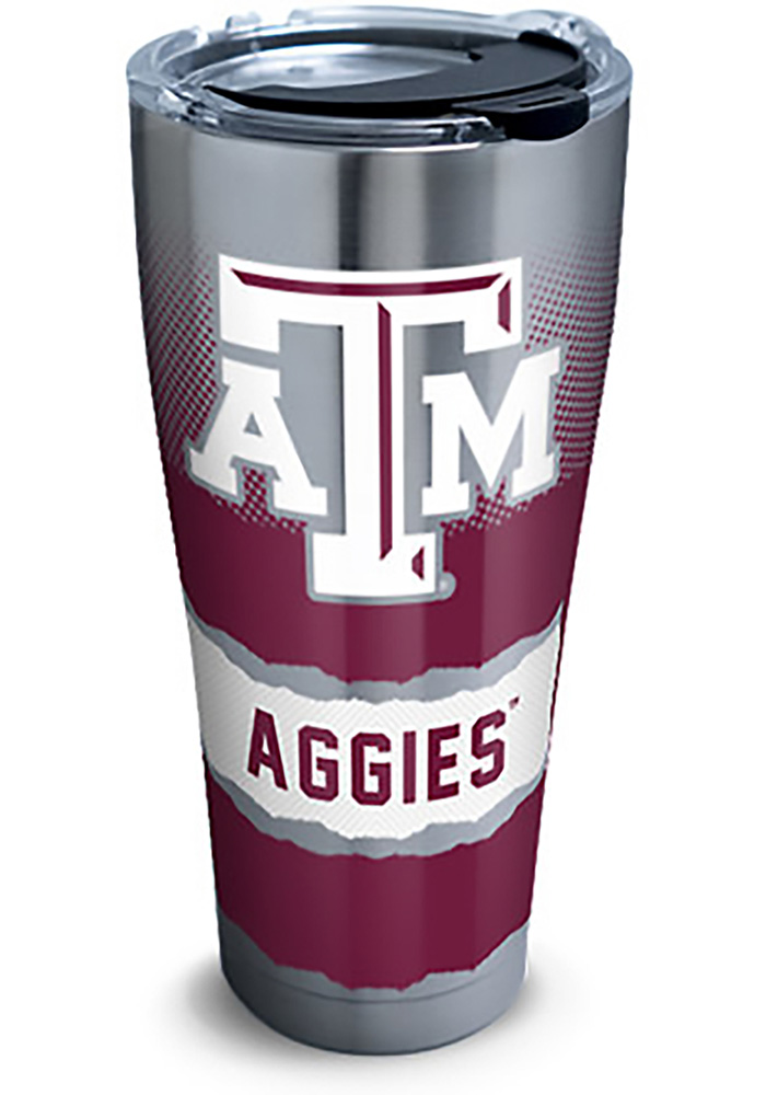 Tervis Tumblers Texas A&M Aggies 30oz Stainless Steel Tumbler - Grey
