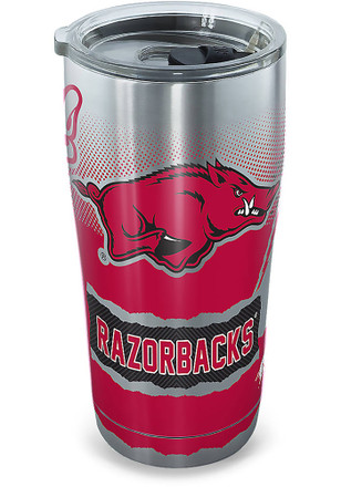 Arkansas Razorbacks 20oz Stainless Steel Tumbler