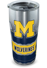 3ea244cbd7a Tervis Tumblers Michigan Wolverines 20oz Stainless Steel Tumbler - Grey